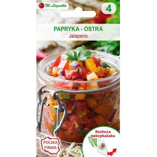 Legutko papryka jalapeno czerwona kuchnie świata 0,5g (5903837456031)