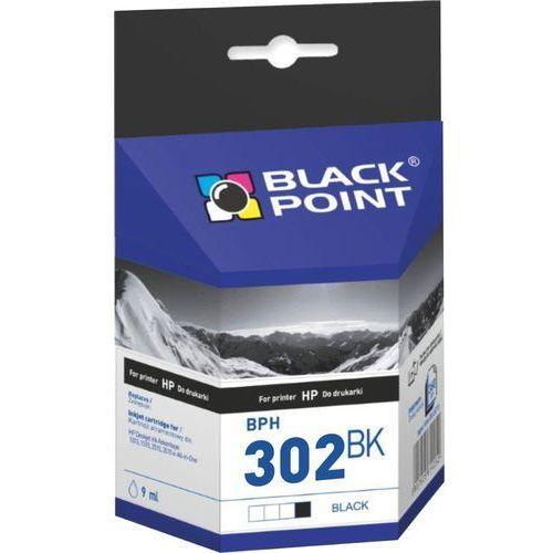 Tusz BLACK POINT BPH302BK Zamiennik HP F6U66AE, BPH302BK