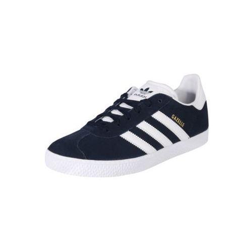Adidas originals trampki 'gazelle' granatowy / biały (4057291982979)