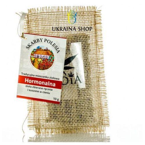 Herbata Ziołowa Hormonalna, India Cosmetics 10 g