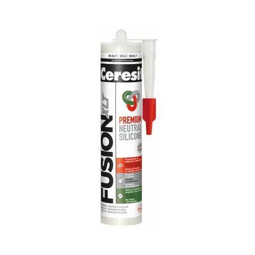 Silikon fusion xlt 280 ml biały marki Ceresit