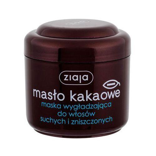 ZIAJA 200ml Masło kakaowe Maska do włosów wygładzająca (5901887023173)