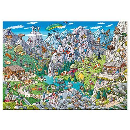 HEYE 1000 EL. Szalona wyprawa w góry, PH-29680 (2204009)