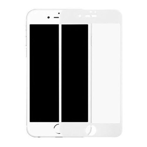 Oryginalne szkło Benks Magic KR+ Pro 3d iPhone 7 Plus Białe - Biały (6948005935467)