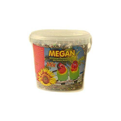 Megan  pokarm dla średnich papug 1l, kategoria: pokarmy dla ptaków