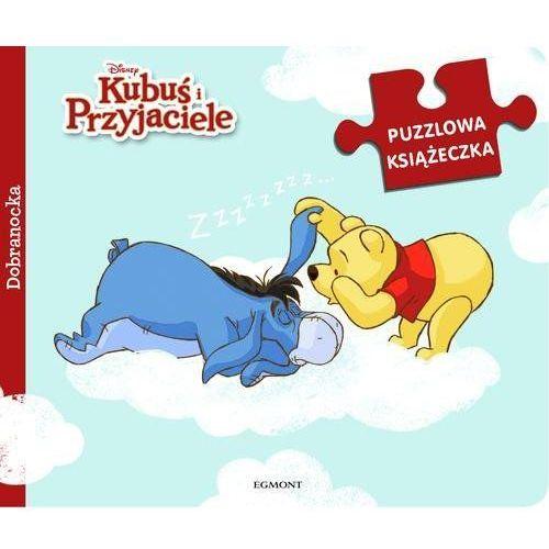 Kubuś i Przyjaciele Puzzlowa książeczka Dobranocka - Jeśli zamówisz do 14:00, wyślemy tego samego dnia. Darmowa dostawa, już od 99,99 zł., Egmont - OKAZJE