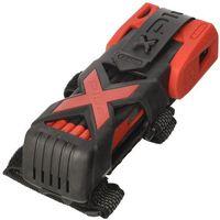 ABUS zapięcie składane 6500/85 Bordo Granit X-Plus, 85 cm, czerwony, 85 cm