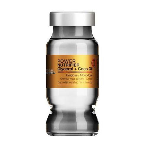 Loreal nutrifier power monodose | kuracja nawilżająca do włosów suchych 10ml (3474636382972)