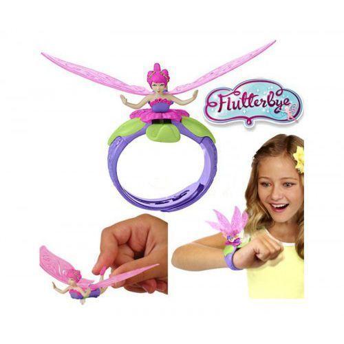 Flutterbye Latająca Wróżka Magiczna BRANSOLETKA Fioletowa - produkt z kategorii- Pozostałe lalki i akcesoria