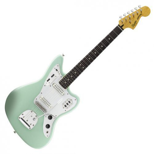 Fender Squier Vintage Jaguar Surf Green gitara elektryczna