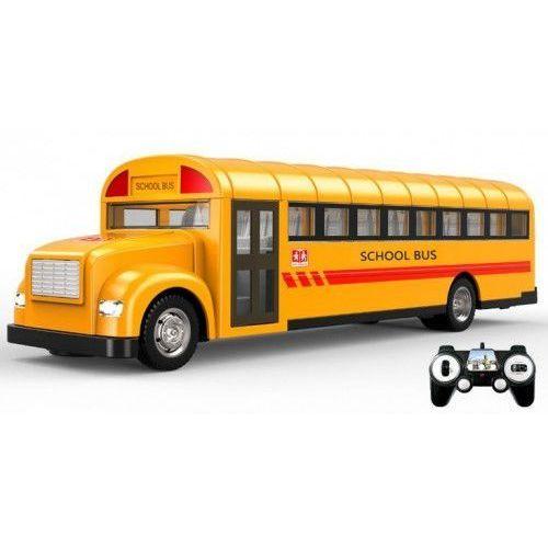 Autobus szkolny zdalnie sterowany 2,4GHz