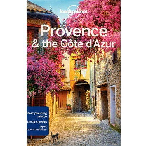 Lonely Planet Provence & the Cote D'Azur (9781743215661)