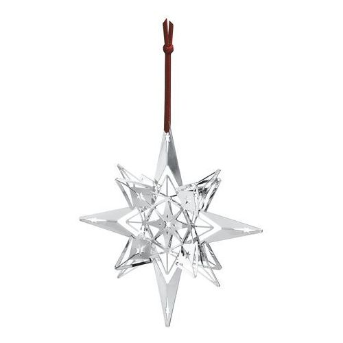 Gwiazda wisząca Rosendahl Karen Blixen 13 cm srebrna, 31617