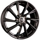 wh32 schwarz glänzend lackiert (sw+) einteilig 7.00 x 17 et 40 marki Wheelworld