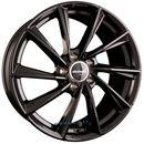 Wheelworld wh32 schwarz glänzend lackiert (sw+) einteilig 7.00 x 17 et 50