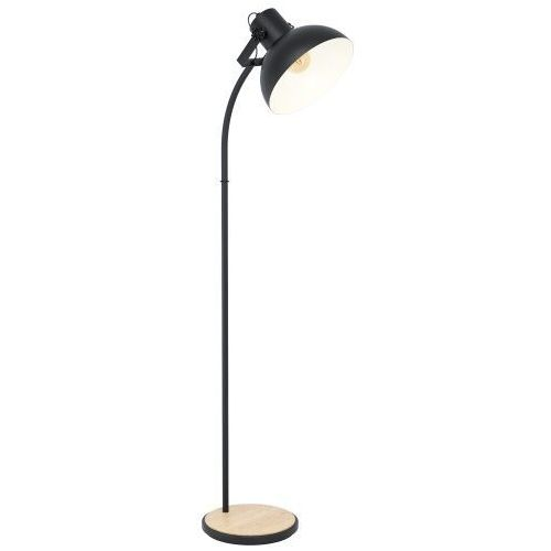 Eglo 43166 - lampa podłogowa lubenham 1xe27/28w/230v