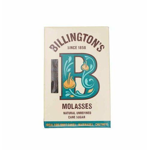Helios Cukier trzcinowy z melasami 500 g billington`s