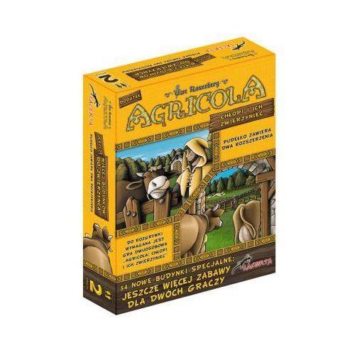 Agricola: Chłopi i ich zwierzyniec - Jeszcze więcej budynków do zwierzyńca, 1295