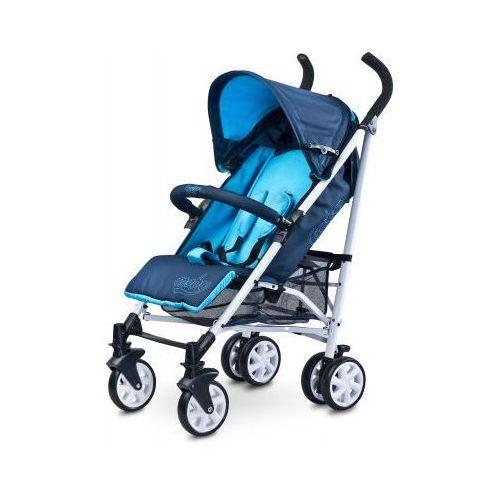 Caretero Moby wózek dziecięcy spacerówka aluminium blue nowość 2016, kup u jednego z partnerów