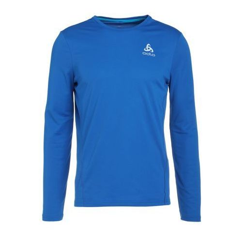 ODLO CREW NECK Koszulka sportowa energy blue