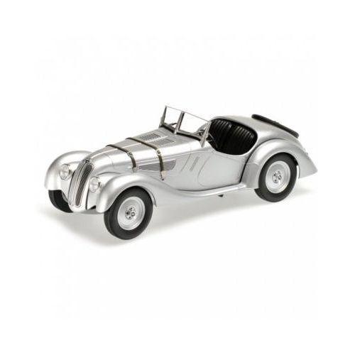 BMW 328 1936 (silver) - DARMOWA DOSTAWA!!! (4012138131118)
