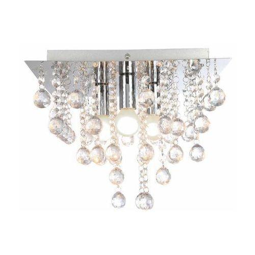 Plafon lampa sufitowa Reality Lancaster 3x40W E14 chrom 63050306/ 607303-06 >>> RABATUJEMY do 20% KAŻDE zamówienie!!! (5909871254459)
