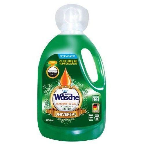 Königliche Wäsche Universal Żel do prania 3100 ml (88 prań)