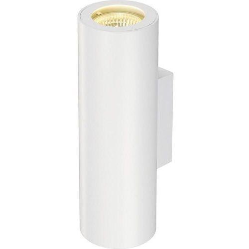 Slv Wąska lampa ścienna enola_b up-down, biały