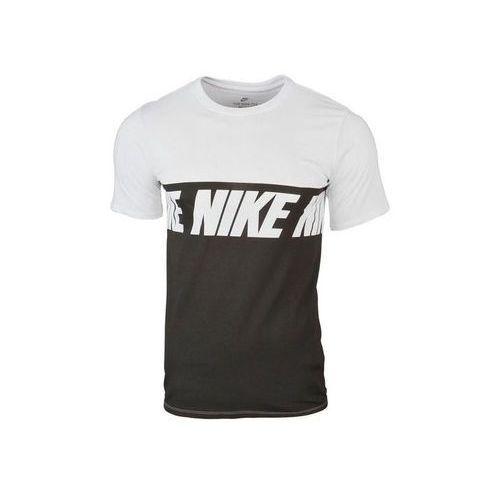 T-shirty i koszulki polo repeat logo t-shirt 856475-100 marki Nike