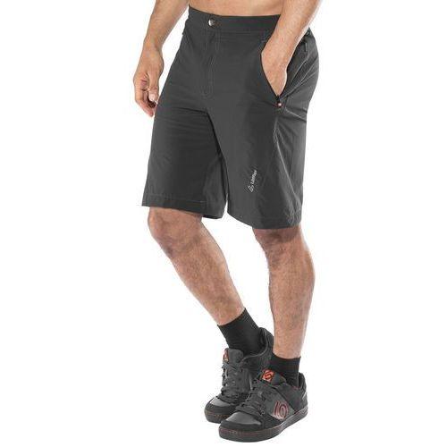 Löffler comfort csl spodnie rowerowe mężczyźni czarny 56 2018 spodenki rowerowe (9008805998578)