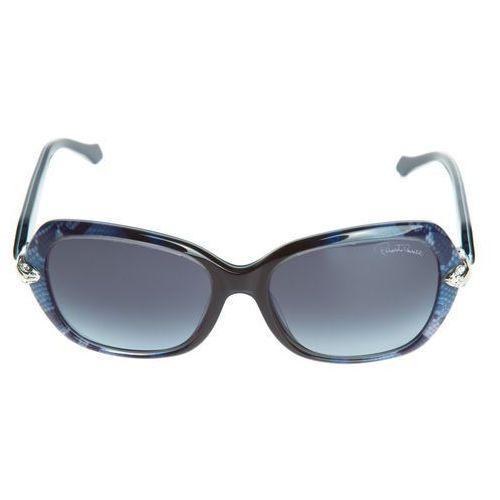 Roberto cavalli okulary przeciwsłoneczne niebieski uni
