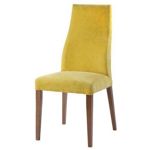 Halex Bjorn krzesło bukowe z siedziskiem na sprężynach