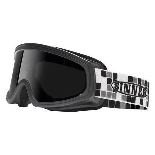 Sinner Gogle narciarskie  visor ii over the glasses sigo-121 polarized 20b-p01