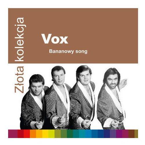 Vox - zlota kolekcja marki Warner music / pomaton