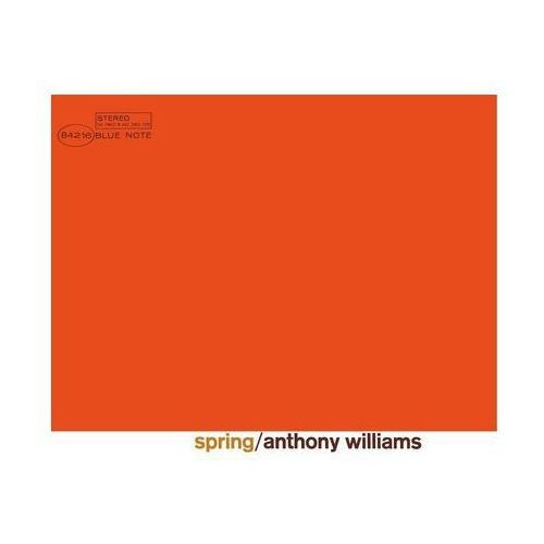Empik.com Tony williams - spring (rvg)