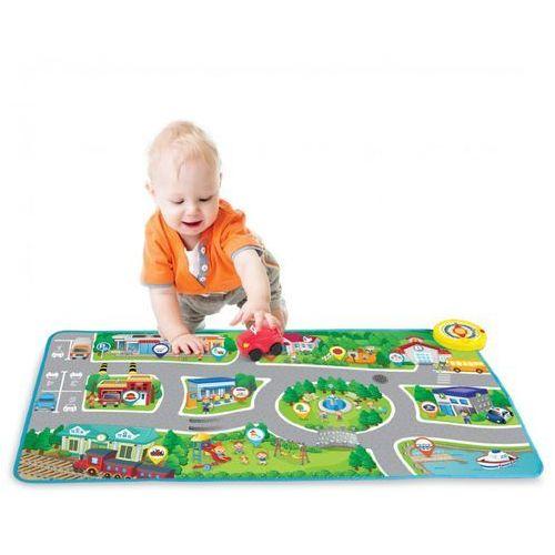 Mata grająca z autem Smily Play, 5_598382
