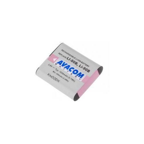 Avacom Bateria do notebooków  pro olympus li-90b/li-92b li-ion 3.7v 1080mah (diol-li90-836n2)