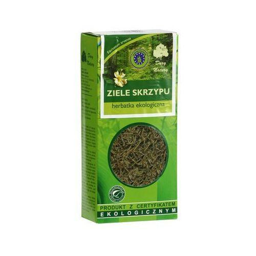 Herbatka z ziela skrzypu bio 25 g - dary natury marki Dary natury - herbatki bio
