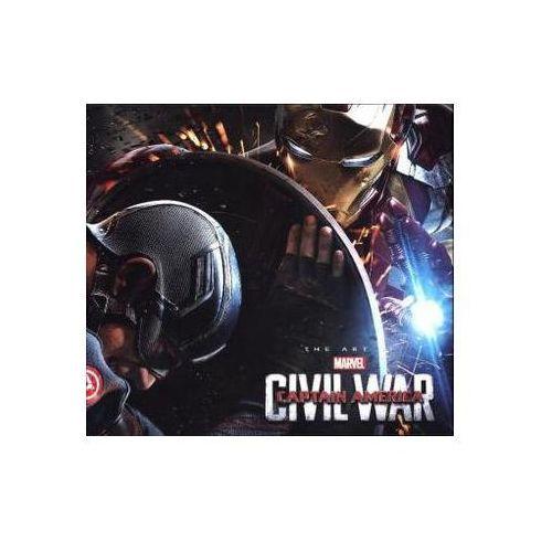 Marvel's Captain America: Civil War: The Art of the Movie