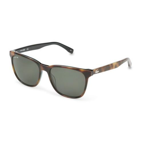 Okulary przeciwsłoneczne damskie LACOSTE - L833S-17, kolor żółty