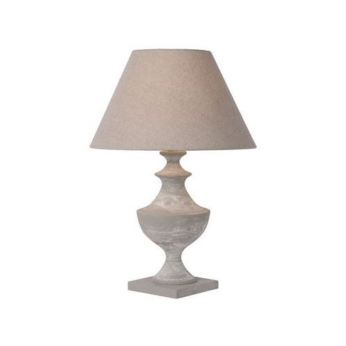 Lucide ROBIN lampa stołowa Fioletowy, 1-punktowy - Rustykalny - Obszar wewnętrzny - ROBIN - Czas dostawy: od 4-8 dni roboczych