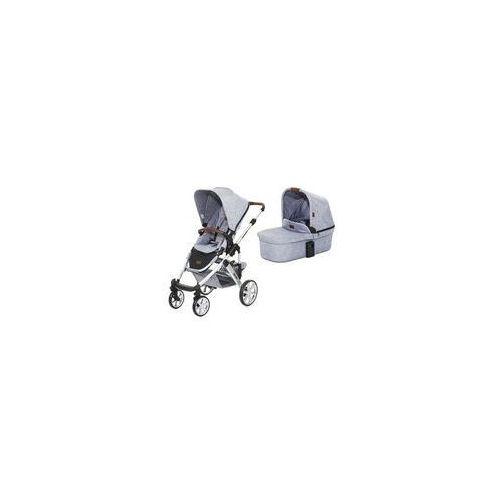 Wózek wielofunkcyjny 2w1 Salsa 4 ABC Design + GRATISY (graphite grey), 61321701