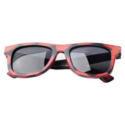 Okulary Słoneczne Oh My Woodness! Great Smoky Polarized C10 LS1022, kolor żółty