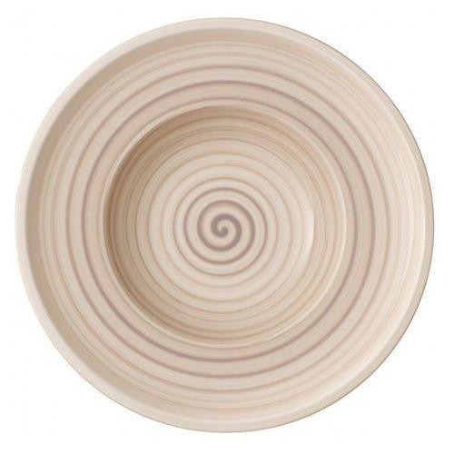 Villeroy&boch Villeroy & boch talerz głęboki 25 cm artesano nature beige
