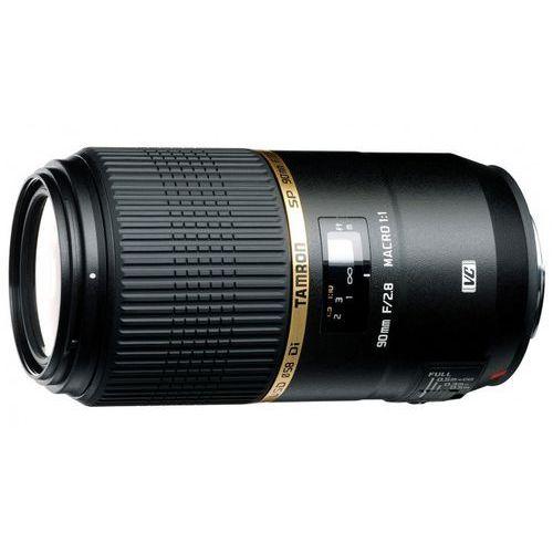 Tamron SP 90mm f/2.8 Di Macro 1:1 USD Sony - produkt w magazynie - szybka wysyłka!, F004S