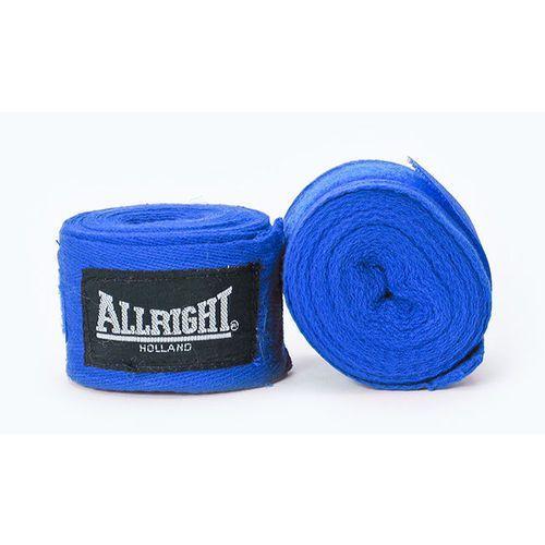 Bandaż bokserski HKBD 101 niebieski - Niebieski