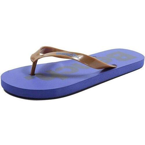 Japonki  - cayle bright blue (bl158) rozmiar: m marki Bench