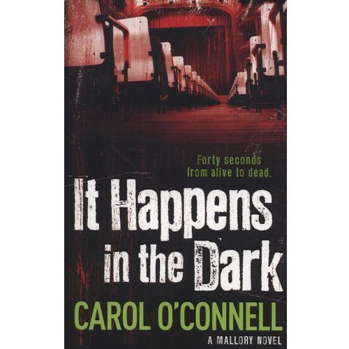 It Happens in the Dark, Carol OConnell