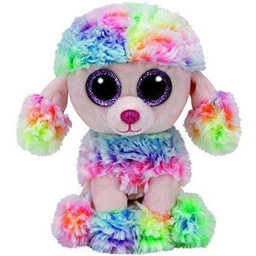 Beanie Boos Poofie - Wielobarwny Pudel 15 cm (0008421372232)