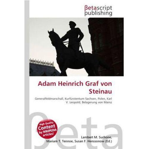 Adam Heinrich Graf von Steinau